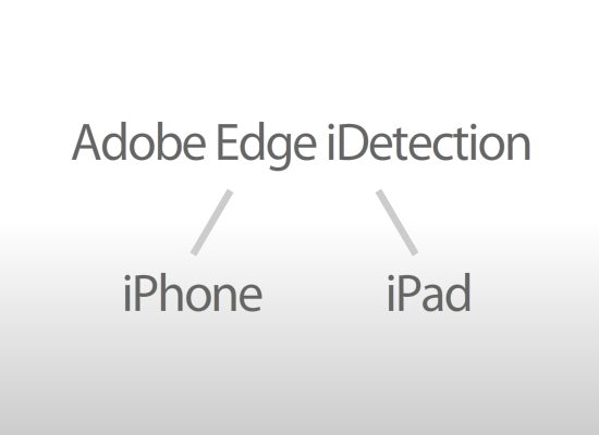 Adobe Edge iDetection
