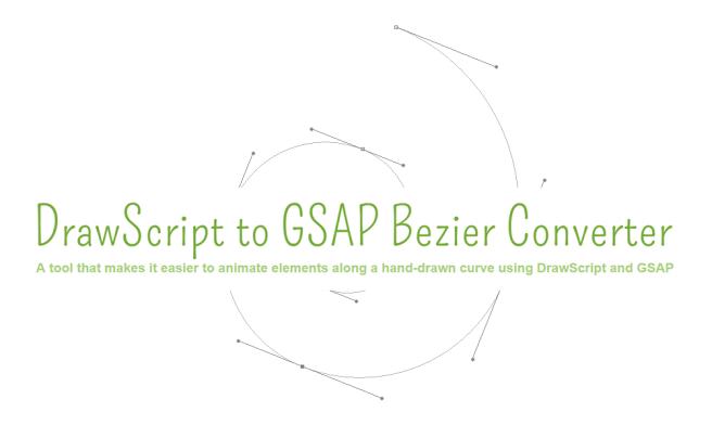 DrawScript To GSAP Converter