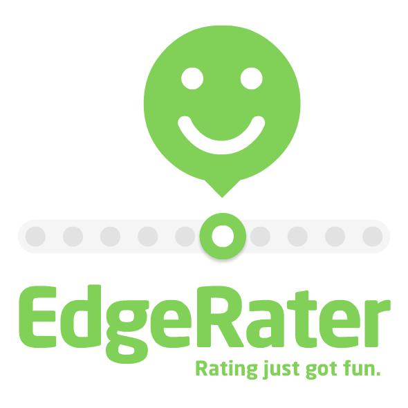 EdgeRater: Rating just got fun!
