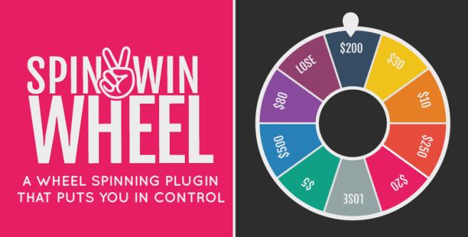 Spin2Win Wheel